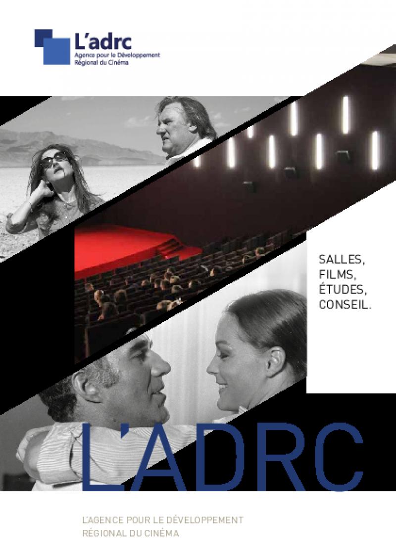 Plaquette de présentation de l'ADRC