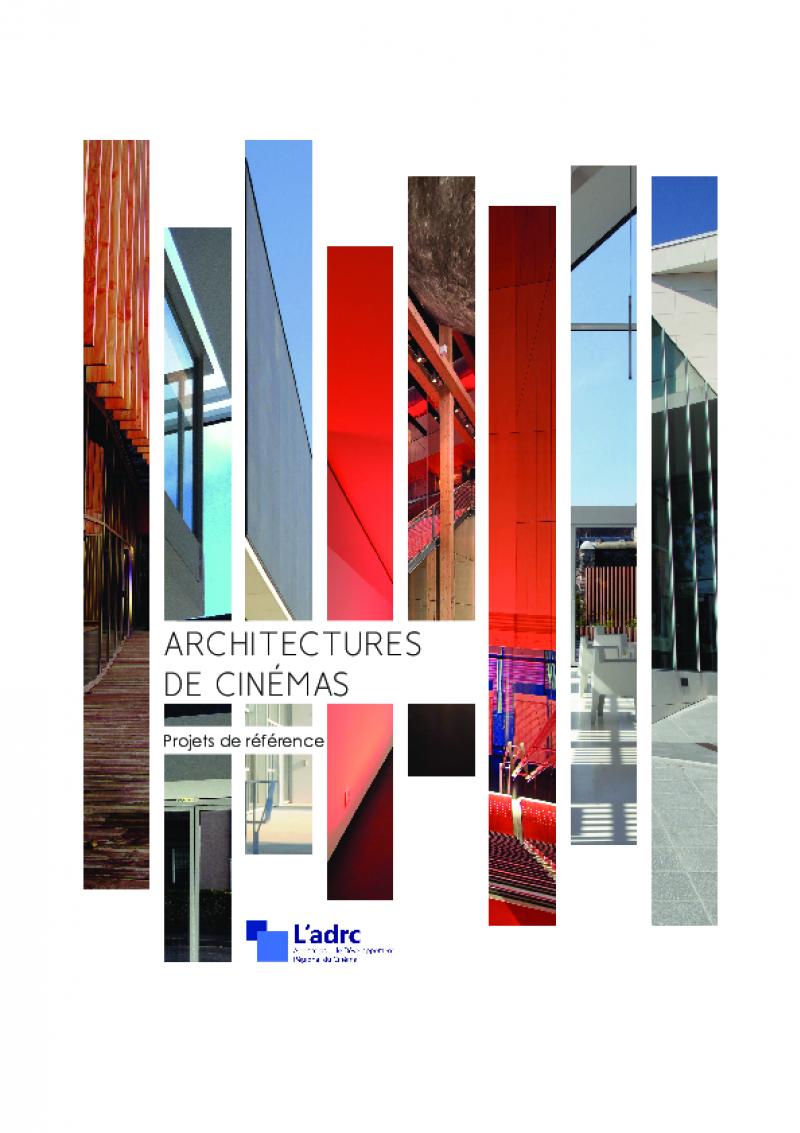 Architecture de cinémas - Projets de référence 2020