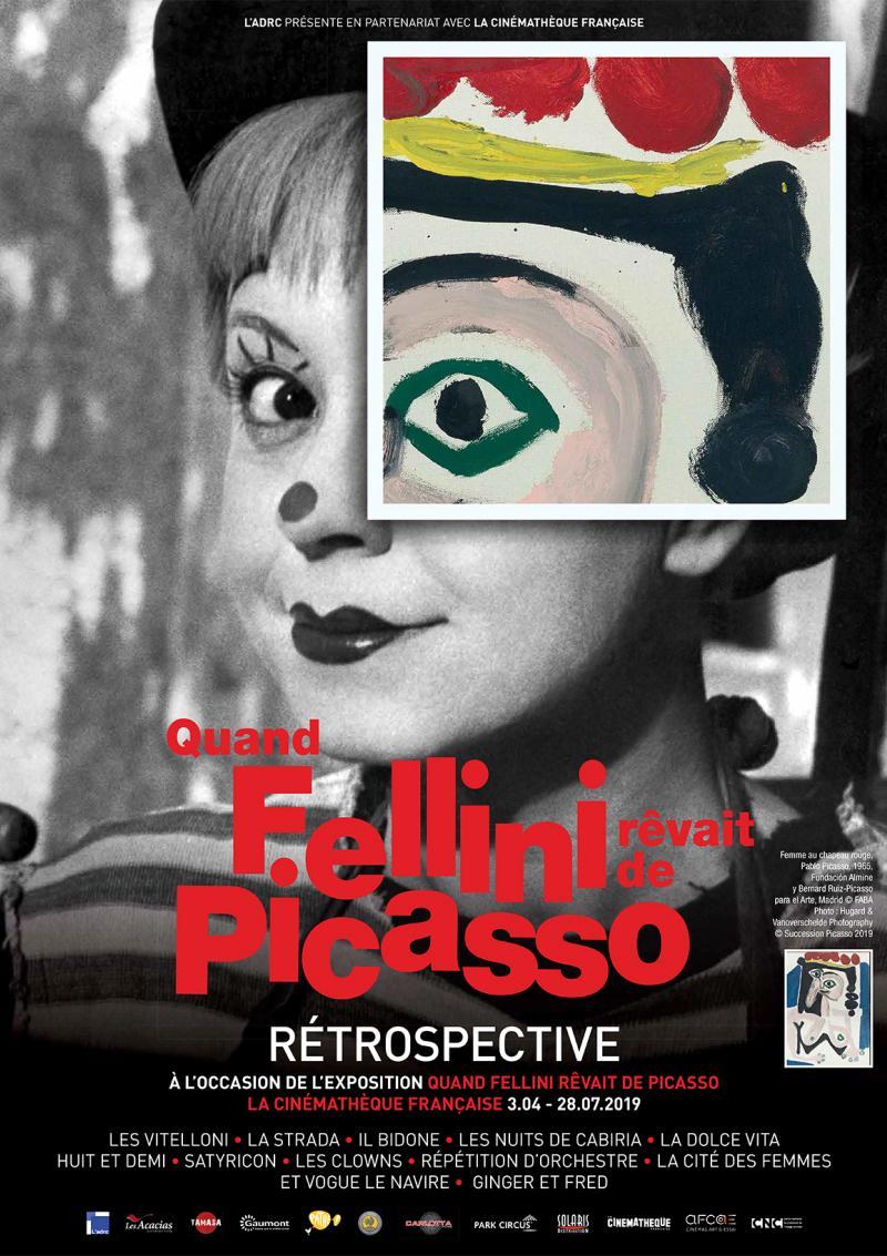 Rétrospective Federico Fellini